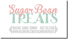 Sugar Bean Business Cards