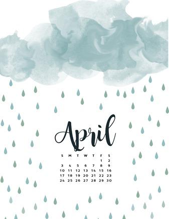April Calendar_mkh org